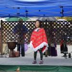 台湾の原住民タイヤル族の民族衣装