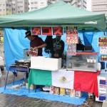 宮川製帽さんのメキシコ料理タコス