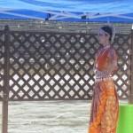 東インド古典舞踊OdissiDanceの華麗なる舞い