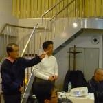 ミシガン州バーミングハム市へ使節団として行かれた長谷川さんと小松原さん