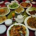 本格的な中華に大満足